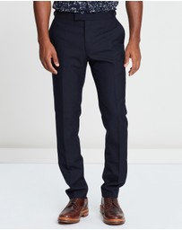 REISS - Bamburgh Slim Fit Formal Trousers