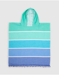 Sunnylife - Hooded Fouta Towel - Kids