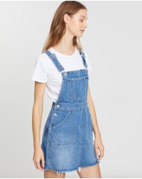 Wrangler - Denim Pinafore