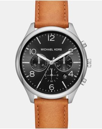 Michael Kors - Merrick Brown Chronograph Watch