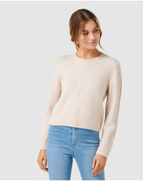 Forever New - Freya Cable Jumper