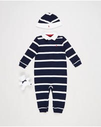 Polo Ralph Lauren - Rugby Gift Box Set - Babies