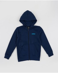 adidas Performance - Linear Full-Zip Hoodie - Teens