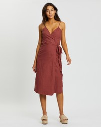 Nude Lucy - Piper Wrap Dress