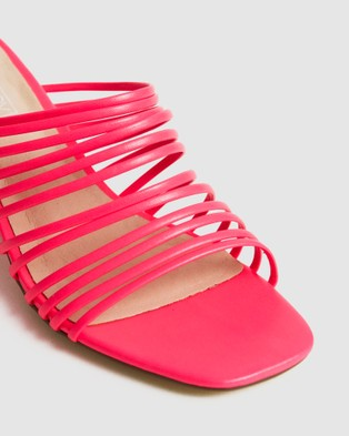 Therapy Lola - Mid-low heels (Pink)