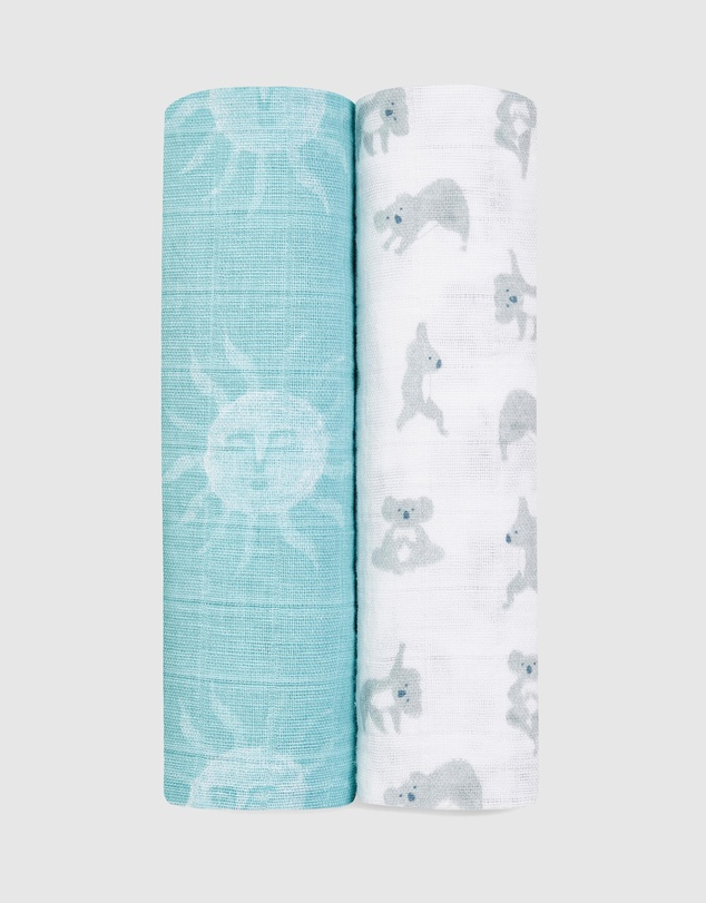 Kids 2-Pack Classic Swaddles