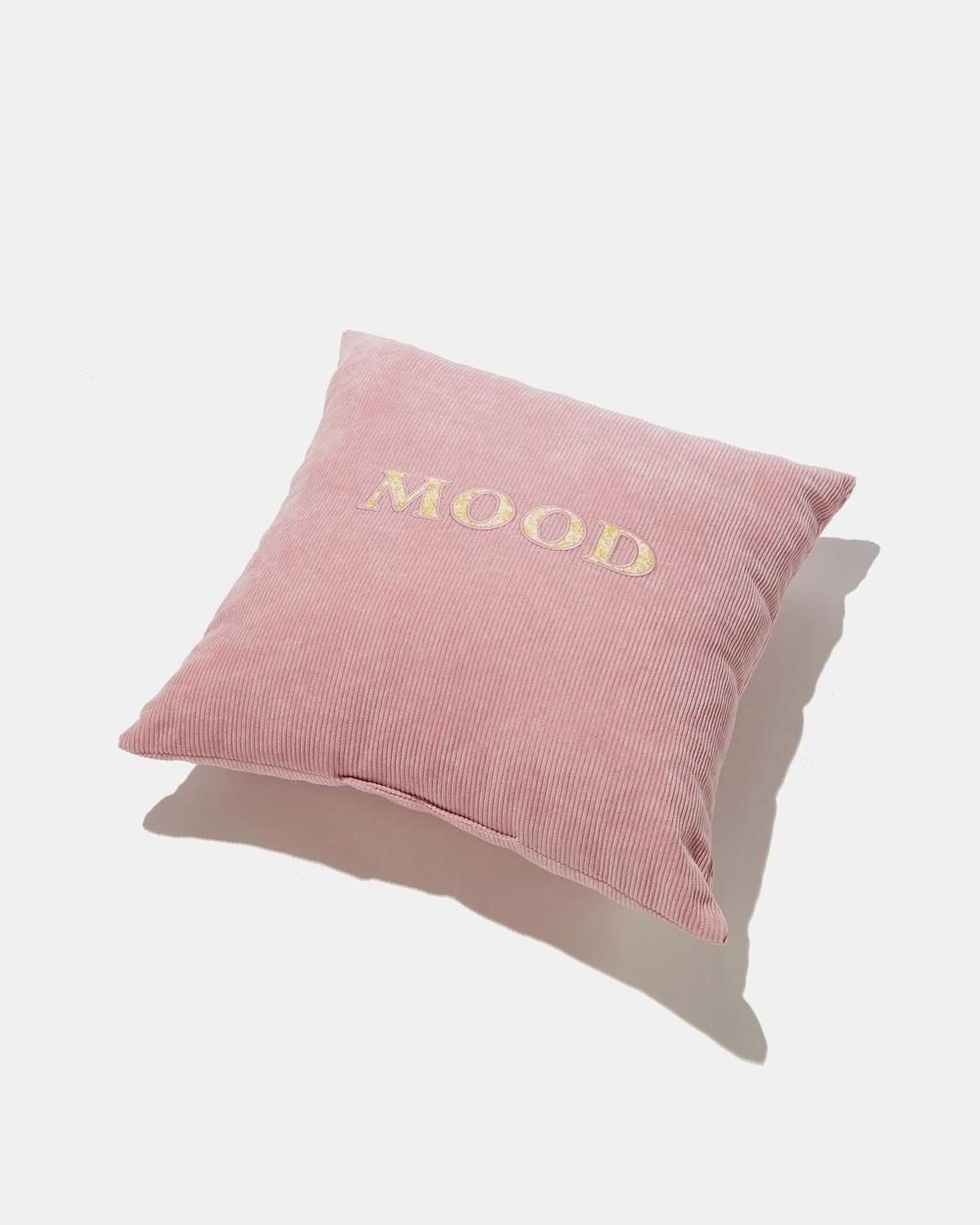 Typo Square Cushion Home Suzi Floral Mood