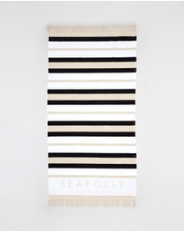 Seafolly - Sun Stripe Beach Towel