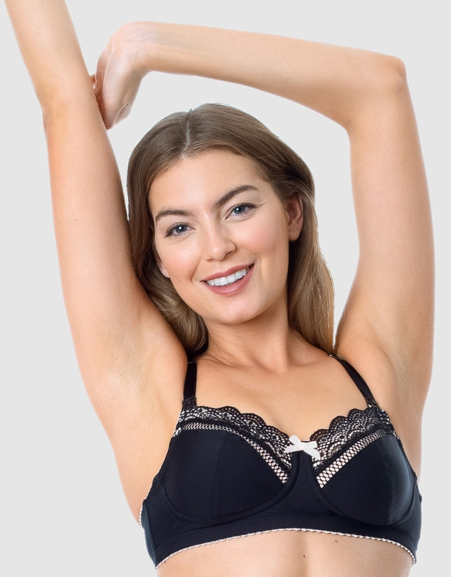 Women Show Off Nursing Bra