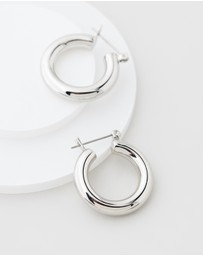 Luv Aj - The Baby Amalfi Tube Hoops