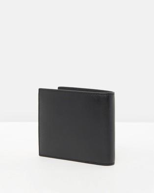 Lacoste Small Billfold - Wallets (Black)