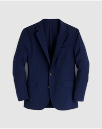 J.Crew - Ludlow Slim Fit Unstructured Blazer