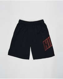Nike - Dri-FIT Graphic Training Shorts - Kids-Teens