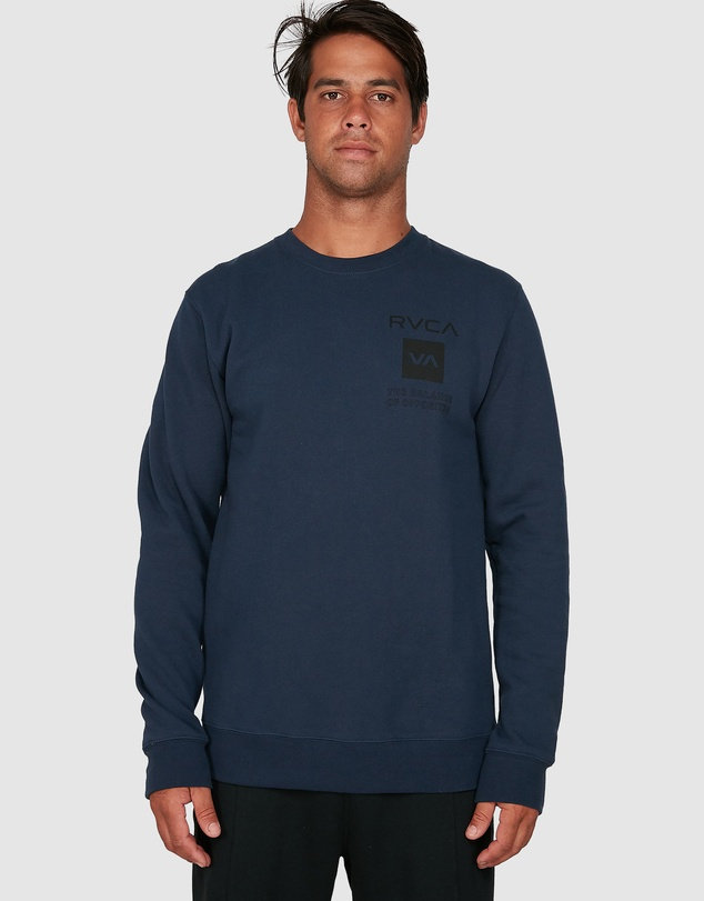 RVCA - Sport Graphic Pullover Fleece