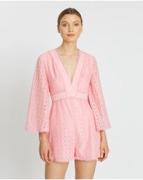 Keepsake the Label - Ardour Playsuit