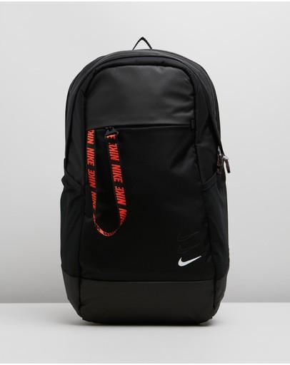 Nike Sportswear Essentials Backpack Black & White