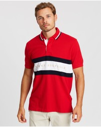 Tommy Hilfiger - Iconic Chest Stripe Regular Polo Shirt