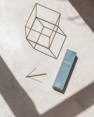 MAHO Sensory Bo Incense burner - Incense (Gold)