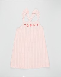 Tommy Hilfiger - Seersucker Dress - Kids-Teens
