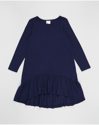 Cotton On Kids - Joss Long Sleeve Dress - Kids
