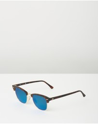 Ray-Ban - Clubmaster Flash Lenses
