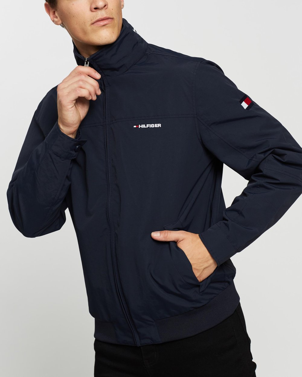 2a7d3f53 New Tommy Yacht Jacket by Tommy Hilfiger Online | THE ICONIC | Australia