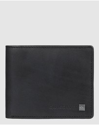 Quiksilver - Mens Curvecutter Leather Wallet