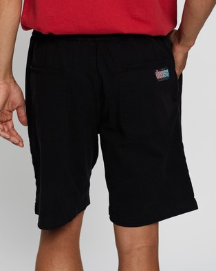 Deus Ex Machina Pacific Beach Shorts - Shorts (Phantom Black)