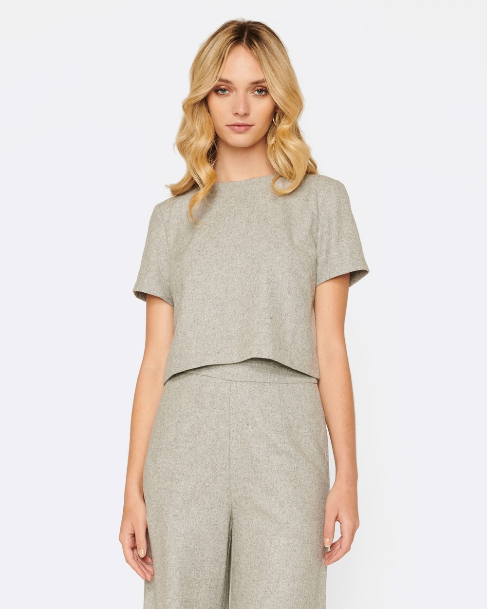 MVN The Lightkeepers Top Tops Grey The Lightkeepers Top