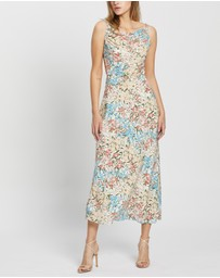 Bec + Bridge - Wisteria Midi Dress