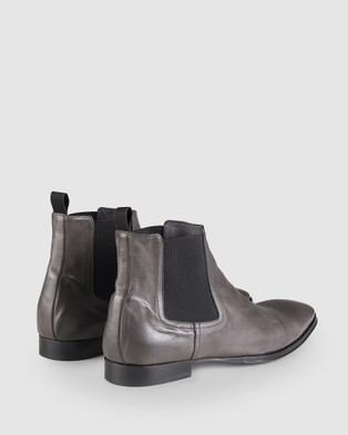 Aquila Osbourne Chelsea Boots - Dress Boots (Grey)