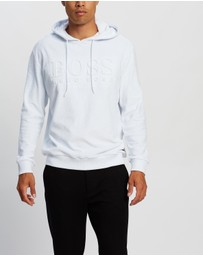 BOSS - Hooded Loungewear Sweatshirt