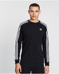 adidas Originals - 3-Stripes LS Tee