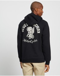 Deus Ex Machina - Devil Address Hoodie