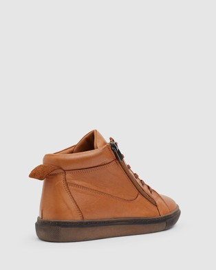 Easy Steps Wagner - Lifestyle Sneakers (TAN)