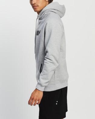 Doyoueven Prime Hoodie - Hoodies (Grey)
