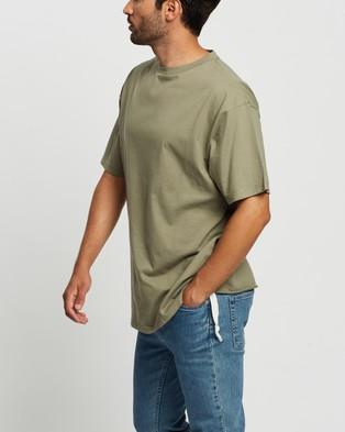 Commune - Comm T Shirt T-Shirts & Singlets (Army) T-Shirt