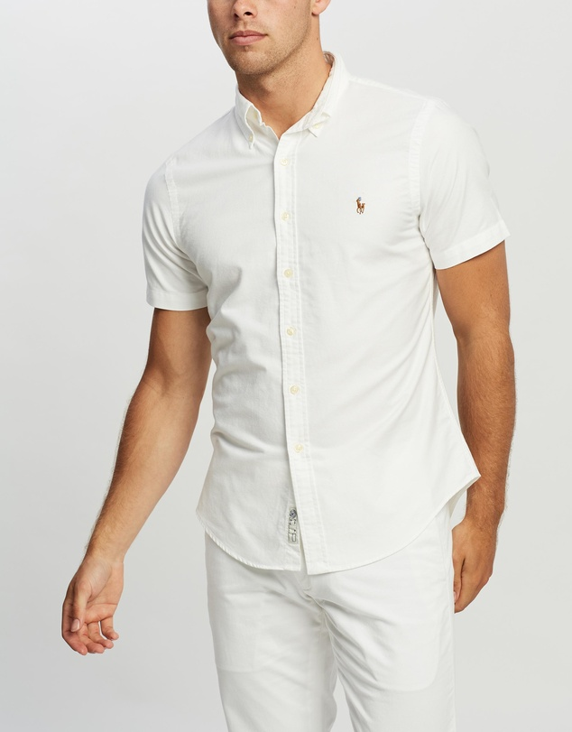 Polo Ralph Lauren - Slim Fit Short Sleeve Sport Shirt