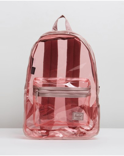 Herschel - Classic Mid-Volume Backpack - Clear Collection