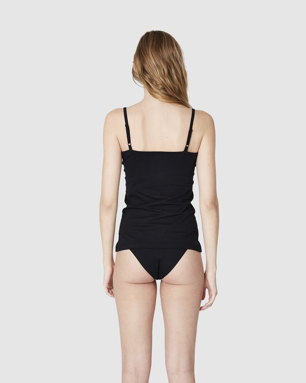 348cc7d4ab7e Spaghetti Strap Tops - 3 Pack by Mighty Good Undies Online | THE ICONIC |  Australia