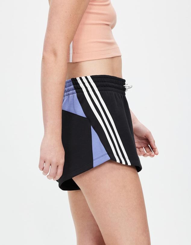 Women Sportswear Colorblock Shorts