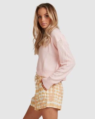 Billabong Sun Ray Short - Shorts (MUSTARD)