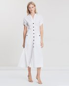Adaptation Shirt Dress