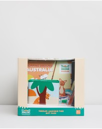 Mizzie The Kangaroo - Toddler Learning Time Gift Pack