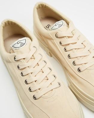 Stepney Workers Club Dellow   Men's - Sneakers (Raw Ecru)
