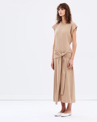 Joseph – Tipi Dress – Dresses (Sand)