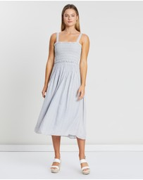Steele - Elyse Midi Dress