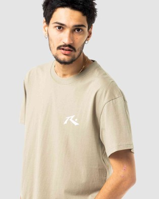 Rusty - Competition Short Sleeve Tee - T-Shirts & Singlets (CVG) Competition Short Sleeve Tee