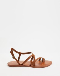 Atmos&Here - Rita Leather Sandals