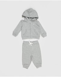 Polo Ralph Lauren - Hook Up Fleece Set - Babies